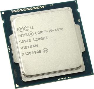 Procesador Intel Core i5-4570 4 núcleos 32 GB