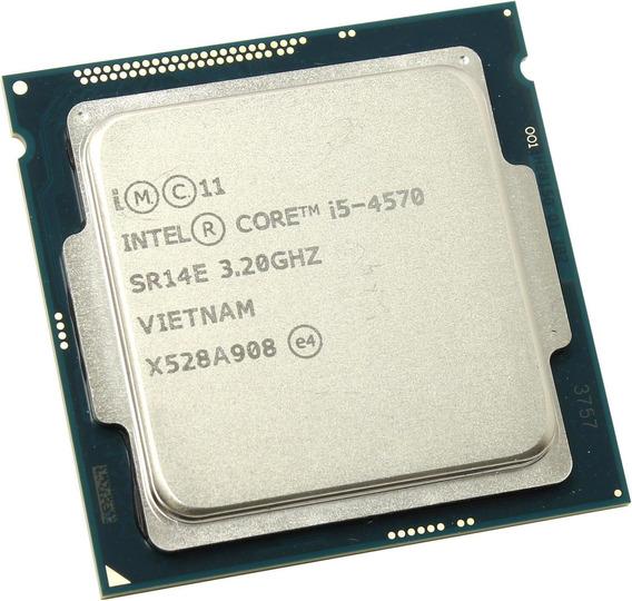 Processador Intel Core i5-4570 4 núcleos 32 GB