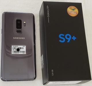 Samsung S9+ 128gb X 6ram - Alguns Detalhes - À Vista 2100,00