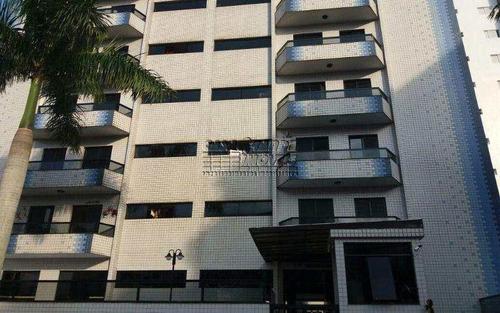 Imagem 1 de 25 de Excelente Apartamento Em Praia Grande, Vila Caiçara. - V5363