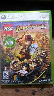 *lego Indiana Jones 2 The Adventure Continues Para Tu Xbox*