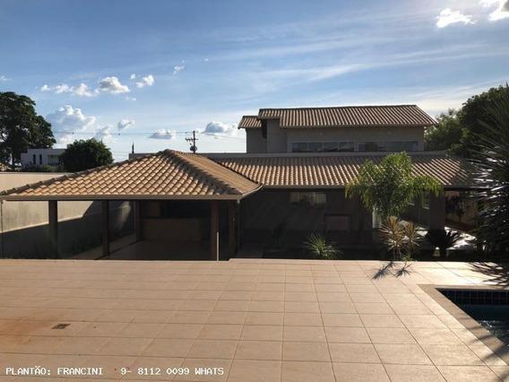 Casa Em Condomínio Para Venda Em Bauru, Recanto Dos Nobres, 6 Dormitórios, 6 Suítes, 8 Banheiros, 6 Vagas - 411_2-888984
