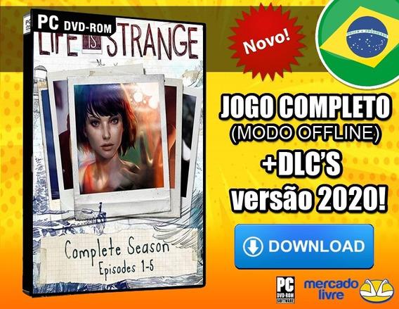 Life Is Strange - Pc - Português-br Midia Digital