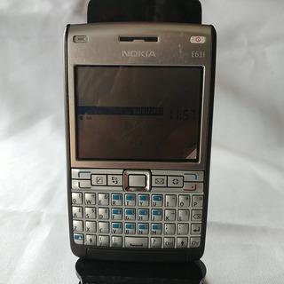 Nokia E61i De Colección Año 2007 Muy Buen Estado