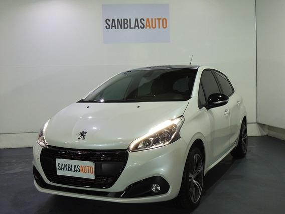 Peugeot 208 Gt 2020 1.6 N Thp 5p Abs Bth Aux San Blas Auto
