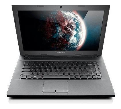 Notebook Lenovo G405 Dual Core 4gb 500gb Windows 14