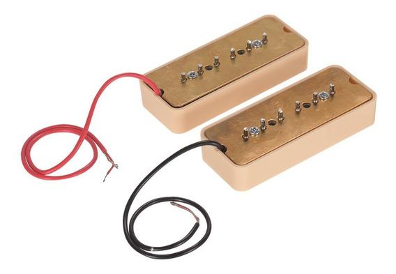 Single Coil Captadores Para P90 Soapbar Guitarra Eltrica