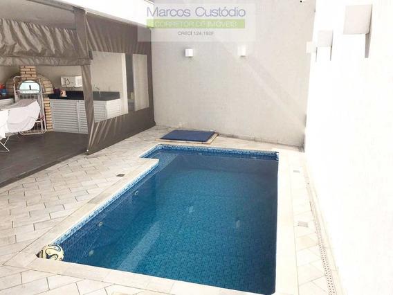 Sobrado Com 3 Dorms, Osvaldo Cruz, São Caetano Do Sul - R$ 1.59 Mi, Cod: 1210 - V1210