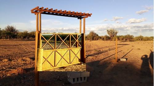 Imagem 1 de 6 de Lotes De Chácara 45x59mts Pronto Pra Construir,  Com Água