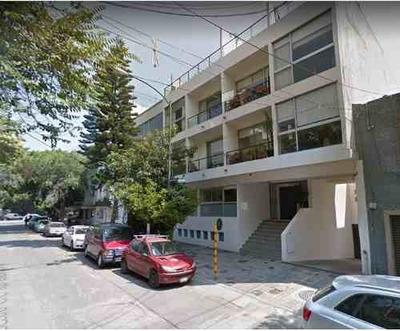 Departamento En Venta, Juan De La Barrera, Roma Norte