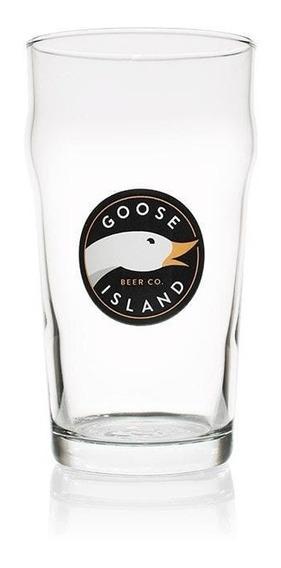 Vaso De Cerveza Goose Island 560ml. - Original