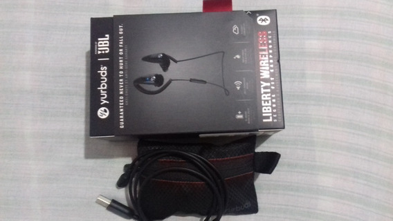 Fone De Ouvido Jbl Yurbuds Bluetooth Liberty Wireless