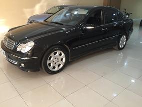 Mercedes Benz C200 Kompressor, Modelo 2005 167.000km