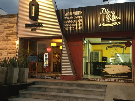 Fondo De Comercio - Restaurante Fábrica De Pasta - Córdoba