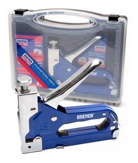 Engrapadora Metalica Triple Bremen 4-14mm 6661