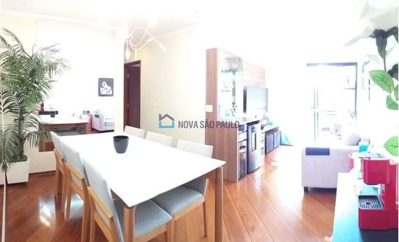 Lindo Apartamento Próximo Ao Metrô Santa Cruz - Bi25933