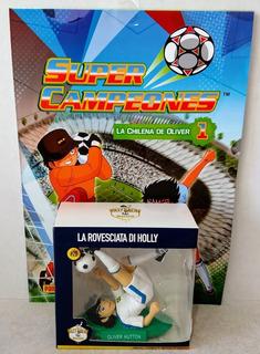 Super Campeones La Chilena De Oliver , Panini