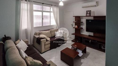 Imagem 1 de 8 de Apartamento Com 2 Dormitórios - 65 M² - Pitangueiras - Guarujá/sp - Ap5662