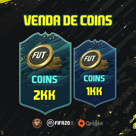 Coins Fifa 20 Pc 1kk