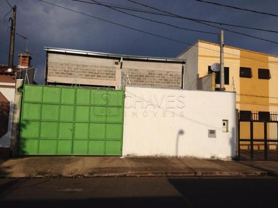 Galpão Comercial Em Ribeirão Preto - Sp - Ga0027_chaves