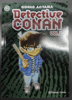Manga Detective Conan Nº 91