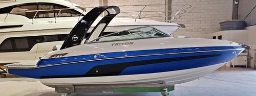 Triton 250 Open - Mpi Bravo 3 -nxboats Coral Real