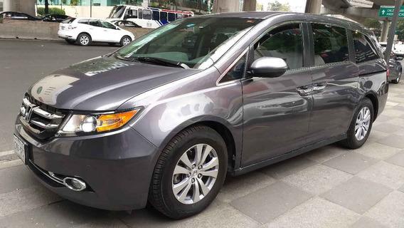 Honda Odyssey 2016 5p Exl V6/3.5 Aut Dvd
