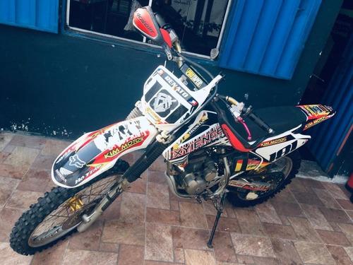 Imagem 1 de 9 de Honda Crf 230 Ano 2007 Toda Revisada Moto Filé Confira!