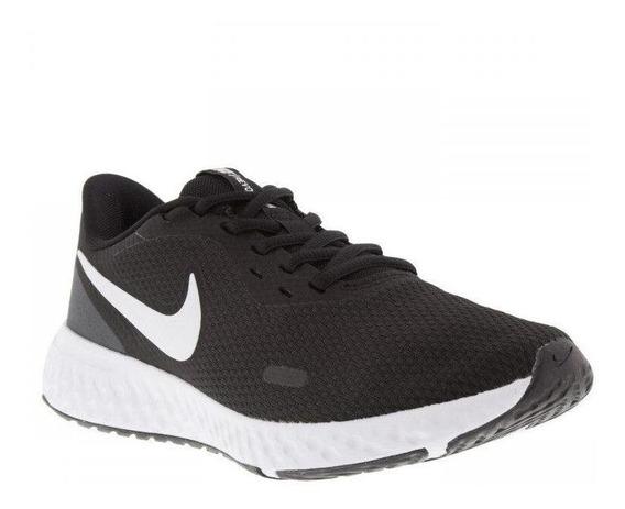Tênis Running Nike Feminino Revolution 5 Bq3207002 Preto