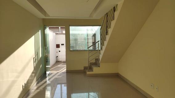 Casa Com 2 Quartos Para Comprar No Santa Mônica Em Belo Horizonte/mg - 2300