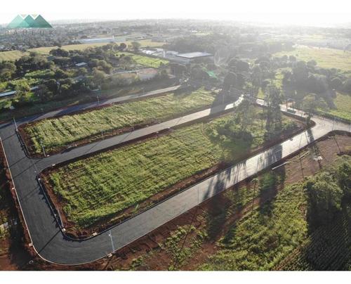 Imagem 1 de 3 de Terreno À Venda, 250 M² Por R$ 49.000,00 - Loteamento Montevideo - Foz Do Iguaçu/pr - Te0392