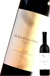Vino Tinto Blend Huellas Del Limay Reserva Vinos Finos