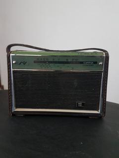 Radio Noblex Carina Funciona,con Detalles,,leer Descripcion