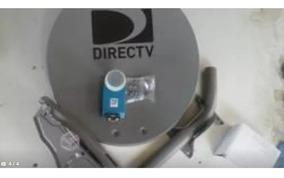 Antena Plato De Directv Nueva Y Completa
