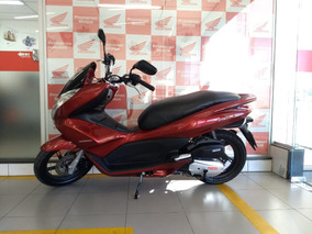 Moto Honda Seminova Pcx 150 Ano 2014