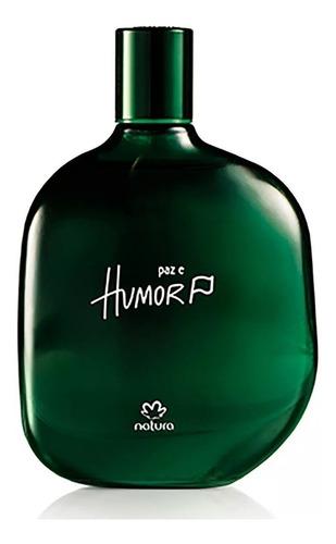 Colonia Hombre Natura Humor 6 Paz Y Humor 75 Ml