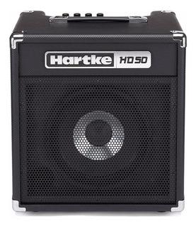 Amplificador Bajo Hartke Hd50 Dydrive 50w 10 - Cuotas