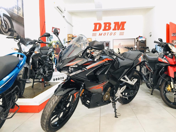 Bajaj Rouser Rs 200 Inyeccion Abs Permuto Financio Dbmmotos