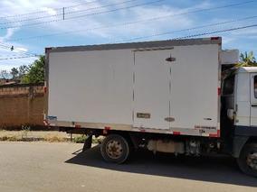 Vw 8150 Baú Frigorífico Hc Hornburg Caminhão 3/4 (só Baú)