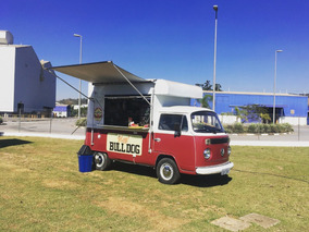 Food Truck Kombi - Tudo Ok! Pegar E Trabalhar