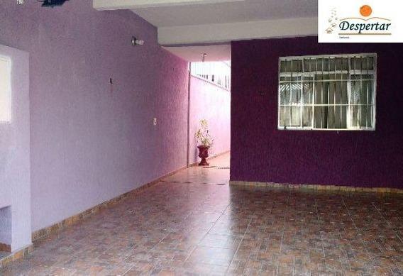 02678 - Sobrado 3 Dorms, Jaraguá - São Paulo/sp - 2678