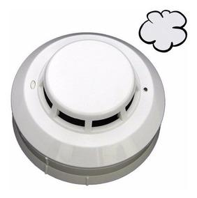Detector De Incêndio Fumaça 2 Fios Supervisão 2 Sensor- Yota