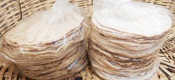 Tortilla Arabe De Harina