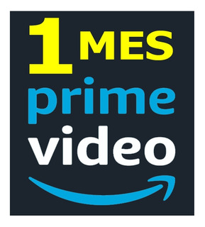 Amazon Prime Video 1 Mes - Calidad Hd ( Peliculas Y Series )
