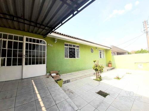 Casa À Venda, 120 M² Por R$ 320.000,00 - Aviação - São José Dos Pinhais/pr - Ca0247