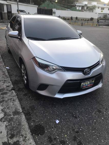 Toyota Corolla Importado Xli