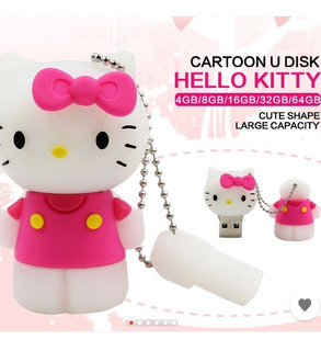 Usb Flash 16gb Hello Kitty