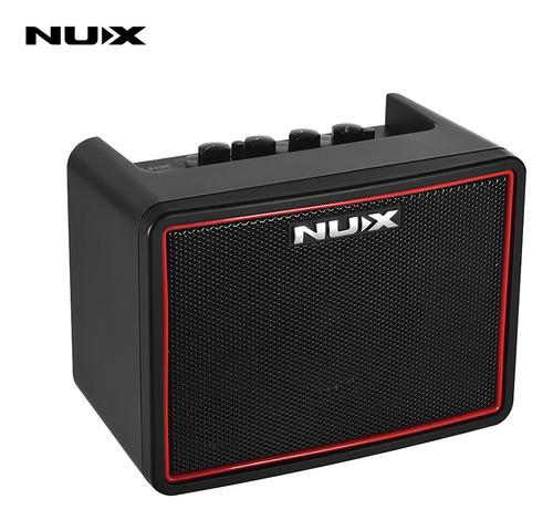Imagen 1 de 9 de Nux Mighty Lite - Mini Amplificador Para Guitarra Eléctrica