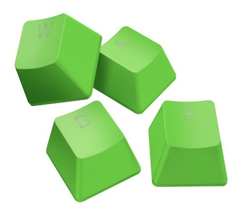 Pbt Keycap Upgrade Set- Razer Green