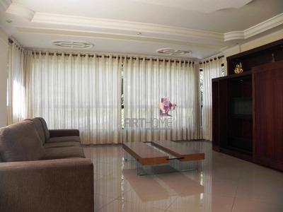 Apartamento 4 Quartos (3 Suítes) / 380 M² À Venda Por R$ 1.300.000 - Vila Caminho Do Mar - São Bernardo Do Campo/sp - Ap1306